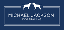Michael Jackson Dog Training Logo